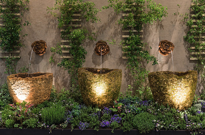 Giardina 2016 - Highlight - Moderne Gartenromantik